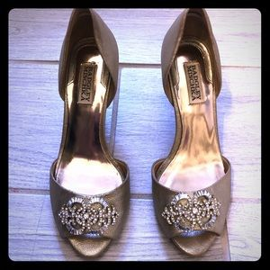 Badgley Mischka shoes. Size 8.5M